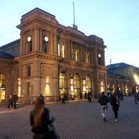 Das Foto wurde bei Mainz Hauptbahnhof von Serhat A. am 3/6/2013 aufgenommen