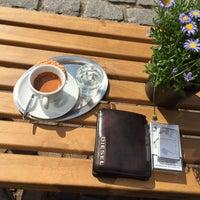 Photo taken at Kaffeewerk by Nick S. on 5/21/2015