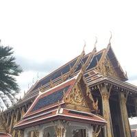 Photo prise au Dusit Maha Prasat Throne Hall par UNSIL le6/10/2018
