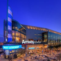 Photo taken at Amway Center by Amway Center on 8/2/2017