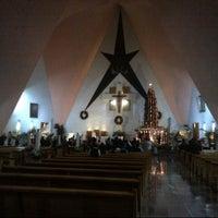 Photo taken at Parroquia de Nuestra Señora Aparecida del Brasil by Monse H. on 1/20/2013