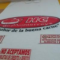 Photo taken at HC de Monterrey by Hector V. on 11/8/2012