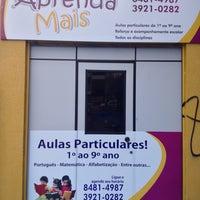 Photo taken at Aprenda Mais by Fernanda M. on 4/29/2013