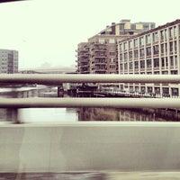 Photo taken at Bridge by Christopher M. on 3/10/2013