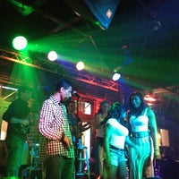 Photo taken at Bourbon Street Blues Company by Christopher M. on 4/13/2013