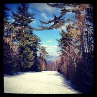 Photo taken at Cranmore Mountain Resort by laura f. on 3/17/2013