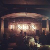 Снимок сделан в Union Bar and Grill пользователем Engage D. 11/13/2014