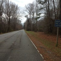 Photo taken at Dismal Swamp Canal by Jen M. on 12/21/2012