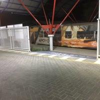 Photo taken at Andén Tren Urbano - Tres Rios by Ma Rocío Z. on 2/15/2017