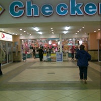 Photo taken at Checkers by Mogomotsi P. on 4/23/2013