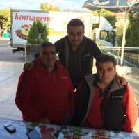Photo taken at Sirinköy Komagene by Eray S. on 11/10/2015
