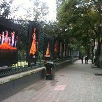 Das Foto wurde bei Galería Camellón Reforma Chapultepec von John am 9/22/2012 aufgenommen