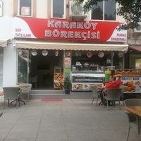 Photo taken at Karaköy Börekçisi by Gökhan K. on 5/8/2014