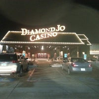 Photo taken at Diamond Jo Casino by Ericka V. on 3/1/2013