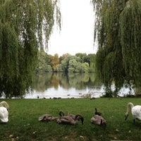 8/28/2013 tarihinde Bahar B.ziyaretçi tarafından Schäfersee-Park'de çekilen fotoğraf