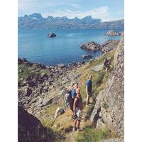 Photo taken at Ballstad by Jonathan on 7/11/2014