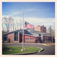 Photo taken at Bridgeville Public Library by mister ockelfarber on 4/21/2013
