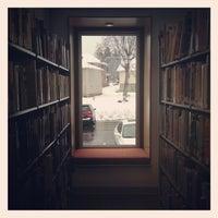 Photo taken at Bridgeville Public Library by mister ockelfarber on 3/25/2013