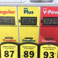 Photo taken at Shell by Ben S. on 7/19/2015