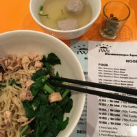 Photo taken at IWS Noodle Cafe by Rery A. on 2/18/2017