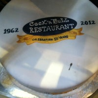 Photo taken at Cock 'n Bull Restaurant by Regina on 12/22/2012