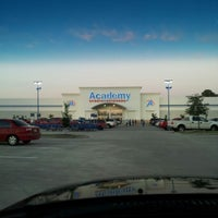 Photo taken at Academy Sports + Outdoors by Dereck H. on 10/31/2012