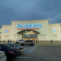 Photo taken at Academy Sports + Outdoors by Dereck H. on 10/26/2012
