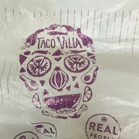Photo taken at Taco Villa by Marcie T. on 9/2/2016