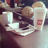 Photo taken at Illy Caffè by Khaled M. on 6/21/2013