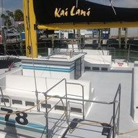 Photo taken at Kai lani Catamaran by Vera K. on 8/17/2013