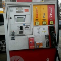 Photo taken at New Carrollton Shell by ANG on 2/27/2013