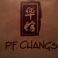 Photo taken at P.F. Chang's by ANG on 2/17/2013