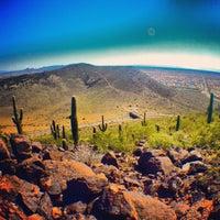 Photo taken at Thunderbird Mountain by Elaina on 4/1/2013