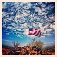 Photo taken at Thunderbird Mountain by Elaina on 5/26/2013