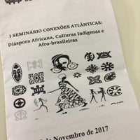 Photo taken at Auditório 5 by Ewerton M. on 11/17/2017