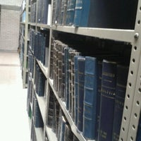 Photo taken at Biblioteca by Joseph C. on 11/16/2012