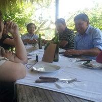 Photo taken at Jubaea by Joceline P. on 12/14/2012