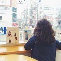 Photo taken at HAS hair salon by Kyungjun r. on 8/17/2014