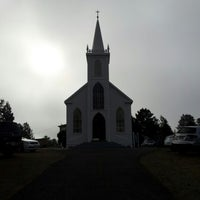 Photo taken at St Teresa of Avila by Evelyn V. on 10/14/2012