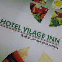 Photo taken at Hotel Vilage Inn by Bruno P. on 12/4/2013