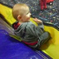 Photo taken at Pump It Up by Selina G. on 2/2/2013