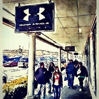 Photo taken at Under Armour Outlet by Ben S. on 3/16/2014