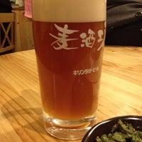 Photo taken at Ogikubo Beer Kobo by ユ タ. on 2/28/2014