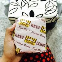 Photo taken at Burger Black Pepper by Liyana I. on 9/13/2016