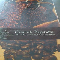 Photo taken at Chamek Kopitiam by Irwan Shah M. on 3/27/2013