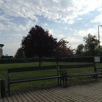 Photo taken at Debreceni Egyetem Kassai Campus by Adel on 4/18/2014