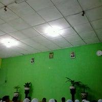 Photo taken at SMA Negeri 2 Bantul by Kristina T. on 9/25/2012