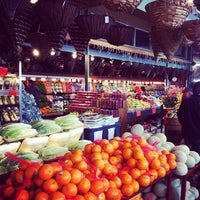 Photo taken at Marché Maisonneuve by Rodrigo S. on 3/10/2013