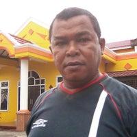 Photo taken at Jl Bandar Udara Hasanuddin - Mandai, Makassar, Sulawesi Selatan 90552 by Rivai B. on 11/17/2014
