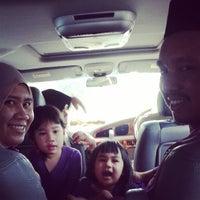 Photo taken at Tanah Perkuburan Jalan Bukit Ubi by YoungWoonie A. on 8/8/2013